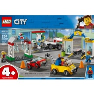 LEGO City Garage Centre