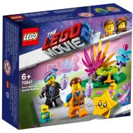 LEGO Movie Good Morning Sparkle Babies!