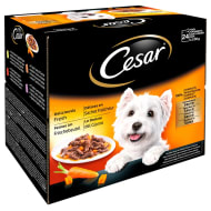 Cesar Dog Food - Favourites in Sauce 24 x 100g