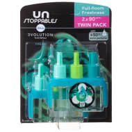 Febreze Unstoppables 3Volution Twin Pack - Fresh