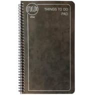 NU: Vibe Things To Do Pad - Black