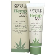 Revuele Hemp Me! Face Mask 80ml