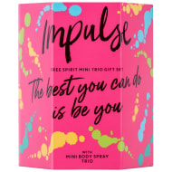 Impulse Free Spirit Mini Trio Fragrance Gift Set