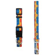 DC Comics Dog Collar & Lead - Wonder Woman