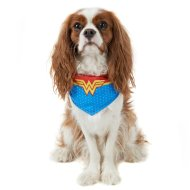 DC Comics Dog Bandana - Wonder Woman