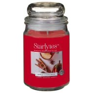 Starlytes 16oz Jar Candle - Apple Cinnamon