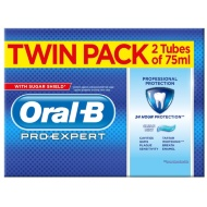 Oral-B Pro Expert Healthy Whitening Toothpaste 2 x 75ml