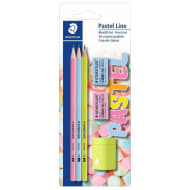 Staedtler Pastel Coloured Pencils Set 6pk