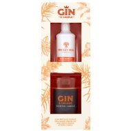 Whitley Neill Blood Orange Gin & Candle Gift Set