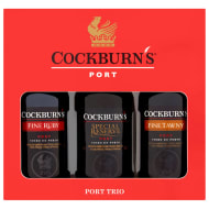 Cockburn's Port Trio Gift Set