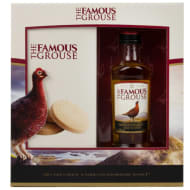The Famous Grouse Whisky & Shortbread Gift Set