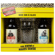 Only Fools & Horses Beer Duo & Glass Gift Set
