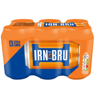 Irn Bru Regular 6 x 330ml