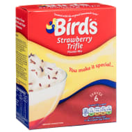 Bird's Strawberry Trifle Flavour Mix 141g