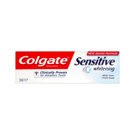Colgate Sensitive Plus Whitening 50ml