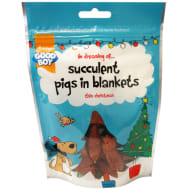 Pigs in Blankets Dog Treats