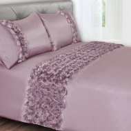 Rose Floral Duvet Set Double