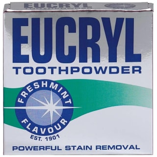 Eucryl Toothpowder 50g - Fresh Mint