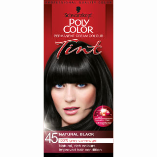 Schwarzkopf Poly Colour Tint - Natural Black
