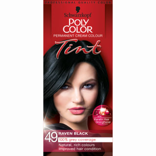 Schwarzkopf Poly Colour Tint - Raven Black
