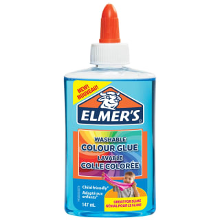 Elmer's Colour Glue 177ml - Blue