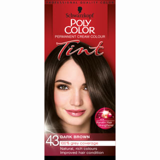 Schwarzkopf Poly Colour Tint - Dark Brown