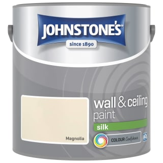 Johnstone's Paint Vinyl Silk Emulsion - Magnolia 2.5L
