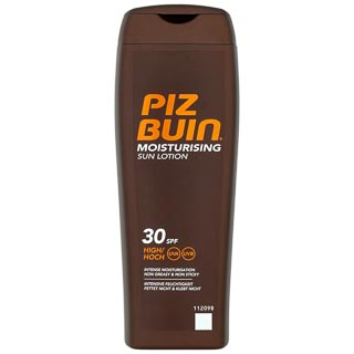 Piz Buin Moisturising Sun Lotion Factor 30 200ml