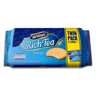 McVitie's Rich Tea 2 x 300g