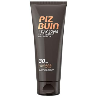 Piz Buin 1 Day Long Sun Lotion Factor 30 100ml