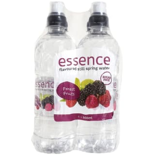 Essence Forest Fruits Water 4 x 500ml