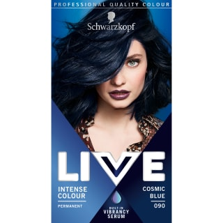 Schwarzkopf Live Intense Colour - Cosmic Blue