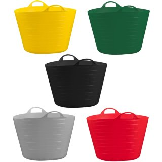 Heavy Duty Flexi Tub 42L