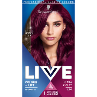 Schwarzkopf Live Colour Lift - Ultra Violet
