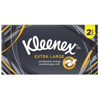 Kleenex Extra Large Twin Pack