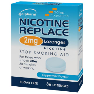 Nicotine Lozenges 36pk - 2mg
