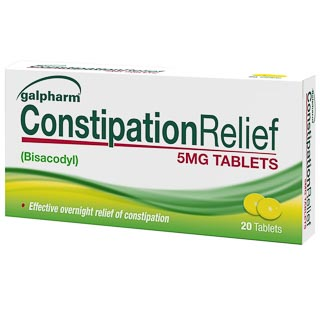Galpharm Constipation Relief 20pk