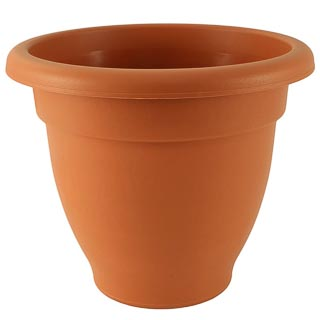 Bell Pot Planter 55cm - Terracotta