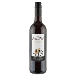 The Straw Hat Red Wine 70cl
