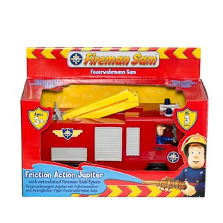 Fireman Sam Friction Action Jupiter