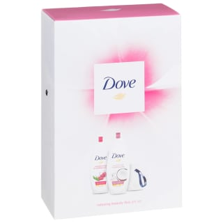 Dove Radiant Beauty Duo Gift Set