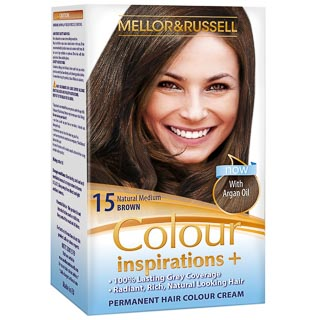Colour Inspirations Hair Dye - Natural Medium Brown 15