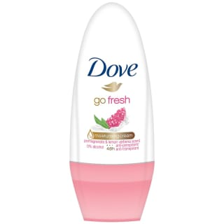 Dove Go Fresh Roll On Deodorant 50ml - Pomegranate