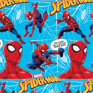 Spider-Man Wrapping Paper 3m