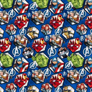 Marvel Avengers Wrapping Paper 3m