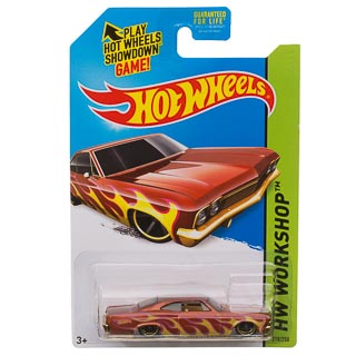 Hot Wheels Toy Car