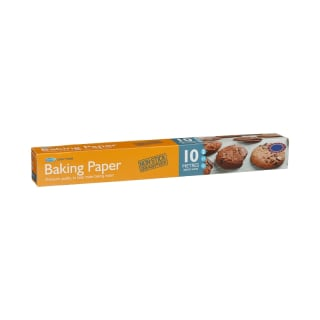 Non-Stick Greaseproof Baking Paper 10m