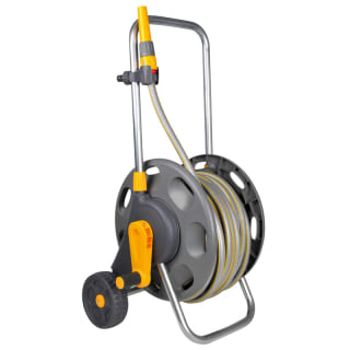 Hozelock 30m Garden Hose on Cart