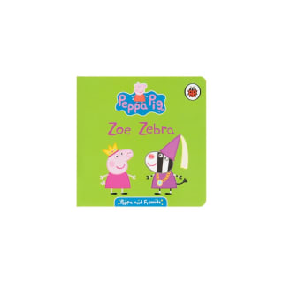 Peppa Pig Mini Board Book - Zoe Zebra