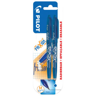 Pilot FriXon Erasable Pens 2pk - Blue